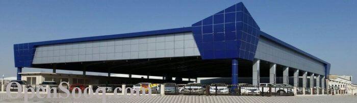 شركة تركيب كلادنج و استركشر بالمدينة المنورة