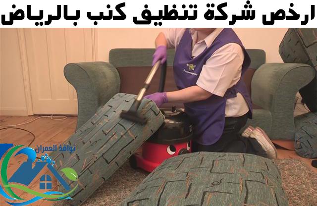 ارخص شركة تنظيف كنب بالرياض